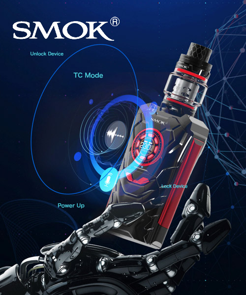 Voice Control your Device with SMOK